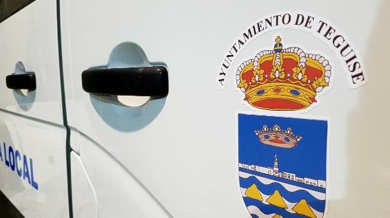 Atestado Policial Ayuntamiento de Teguise